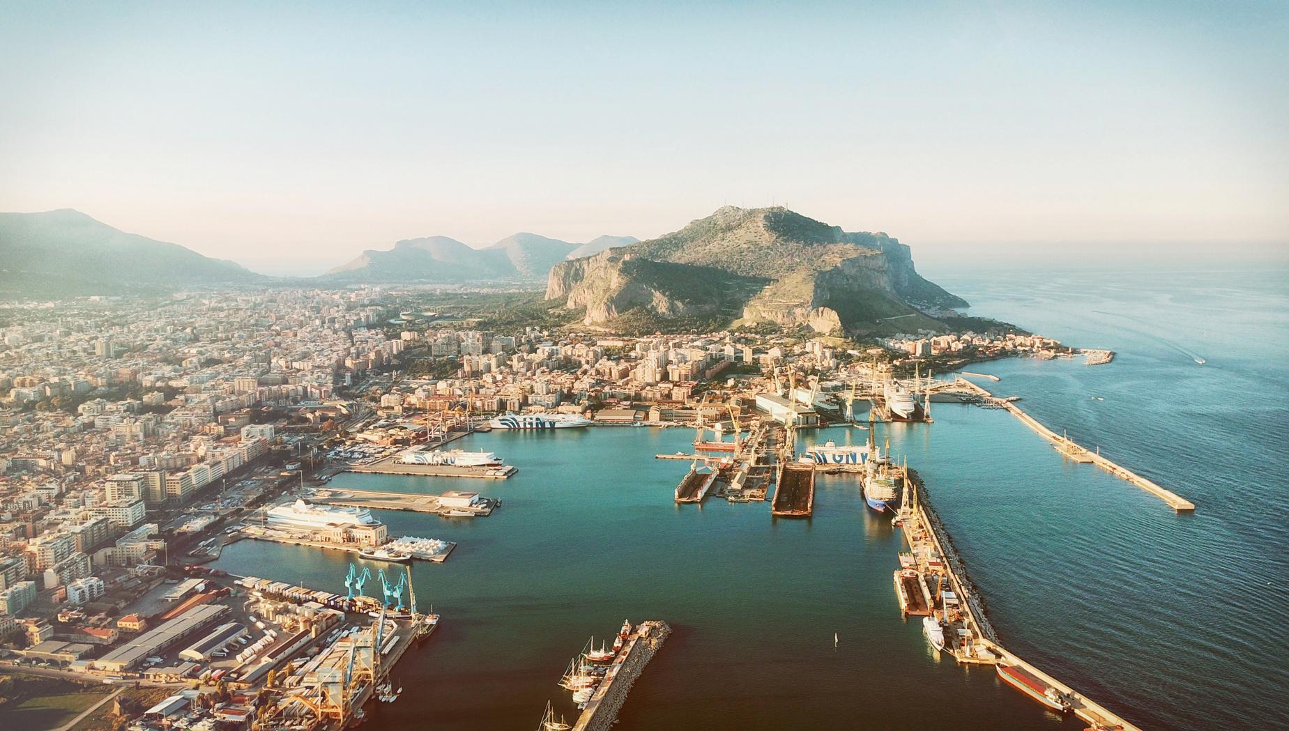 porti italiani geopolitica