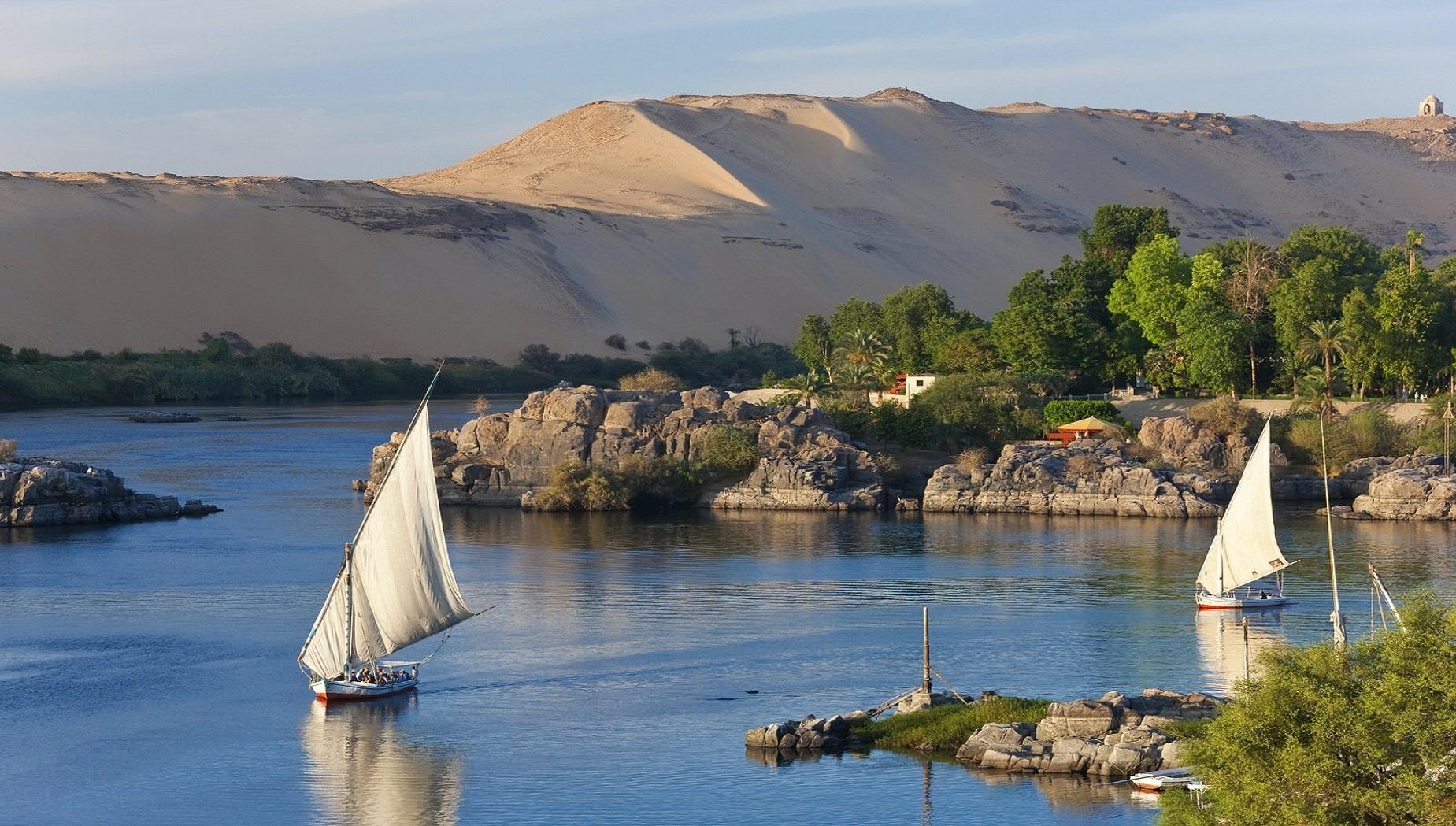 Il Nilo conteso