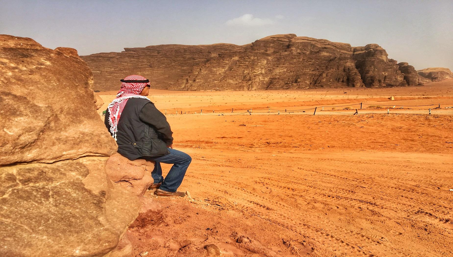 La Giordania è necessaria
